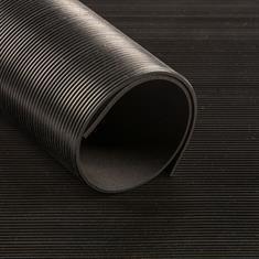 Antislip kabelmat LxBxD=10000x200x3mm