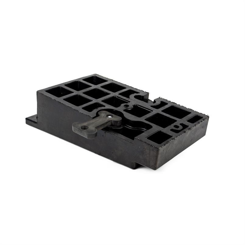 Container oprijplaat LxBxH=1250x2200x160mm