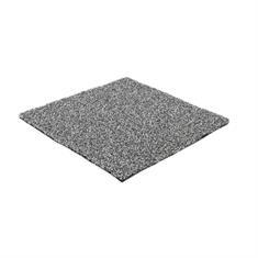 Entreemat brush grijs 12,5mm (breedte 100cm)