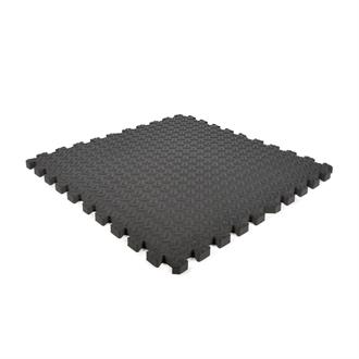 EVA FOAM tegel checker zwart 620x620x25mm