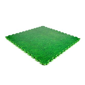 EVA FOAM tegel gras 1000x1000x20mm