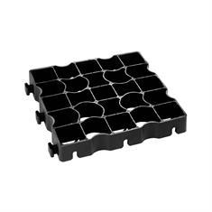 Grindmatten 33,5x33,5x5cm (set 12 stuks)