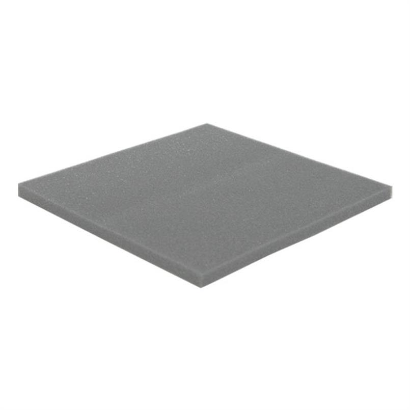 Polyether SG 25 grijs plaat 2100x1200x10mm