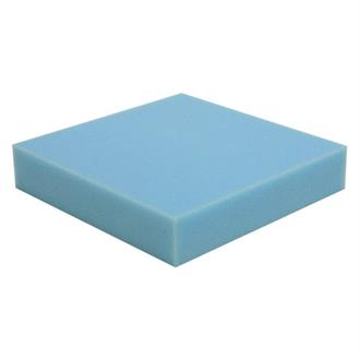 Polyether SG 35 blauw plaat 2100x1200x40mm