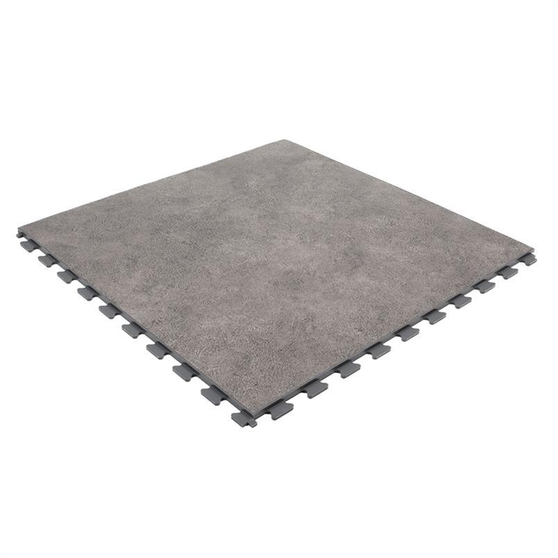 PVC kliktegel design Atacama - taupe 450x450x7,8mm