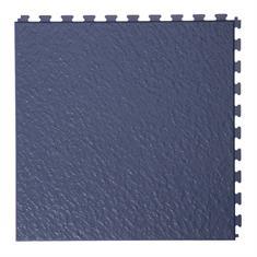 PVC kliktegels leisteen donkerblauw 458x458x5mm