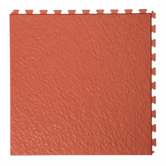 PVC kliktegels leisteen terracotta 458x458x5mm