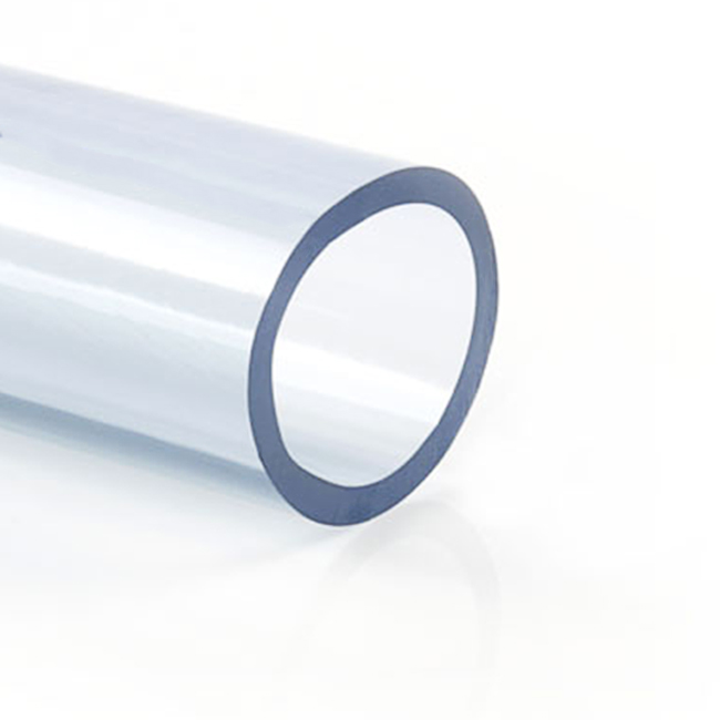PVC transparant 50x60 mm