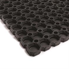 Ringmat gesloten 1200x800x23mm