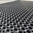 Ringmat open extra zwaar 1500x1000x23mm