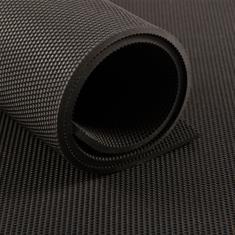 Supergrip zwart 3mm (breedte 180cm)