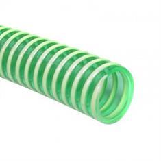 Zuigslang DN=25mm met harde spiraal
